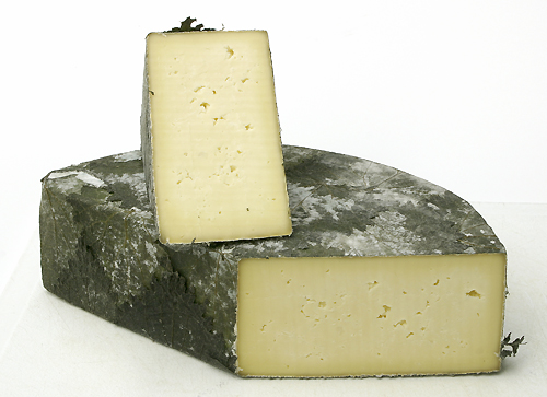 Cheese made in Cornwall