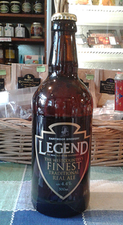 Legend - Devon Ale