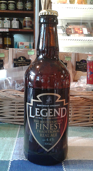 Legend Dartmoor Ale