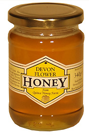 Devon flower honey