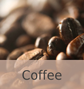 Fresh Coffee Beans and Ground Coffee -