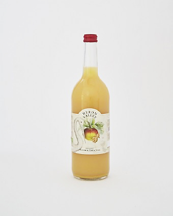 Organic Apple Juice with Root Ginger