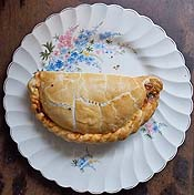 Traditional Devon Pasty